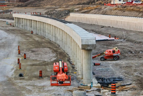 Highway 400 Series Rehabilitation