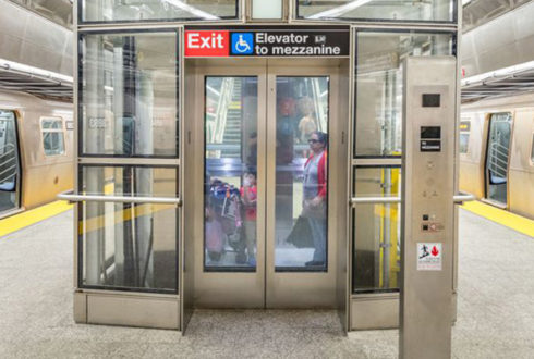 Subway Stations addition and accessibility elevators